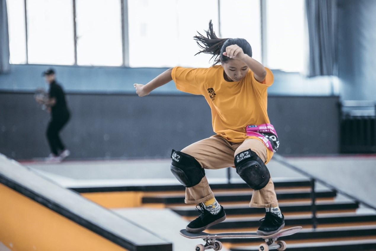 滑板竞赛首秀,咪咕助力中国国家滑板队闪耀亚运赛场