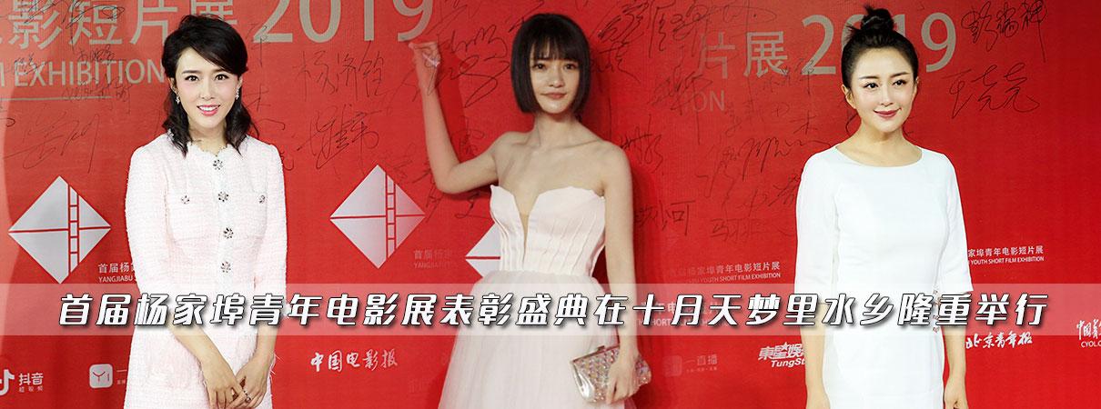 首届杨家埠青年电影展表彰盛典在十…