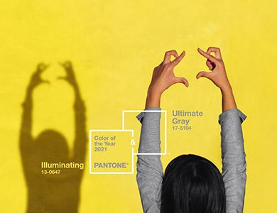 Pantone彩通2021年度代表色网上研讨会精彩开场
