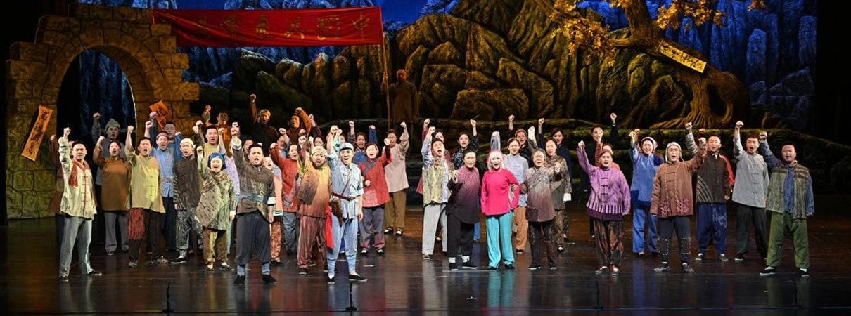 中国歌剧舞剧院四部精彩作品将亮相…